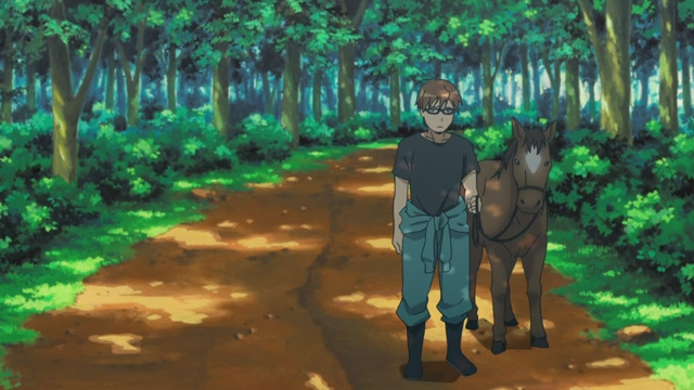 Silver Spoon Episode 07