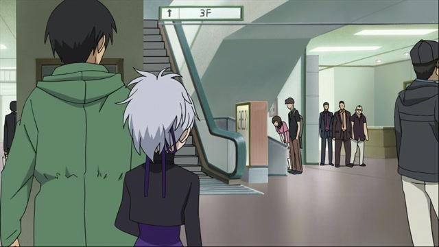 Darker than Black (OmU.) Folge 6