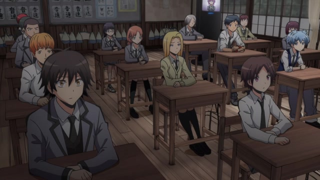 Assassination Classroom  (OmU) Episode 11