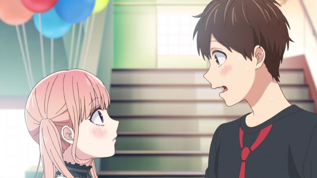 LOVE and LIES Episode 08
