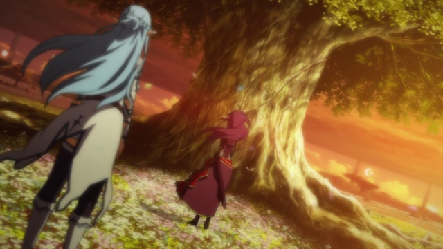 Sword Art Online Episode 24