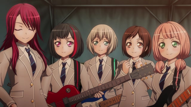 BanG Dream Episode 6