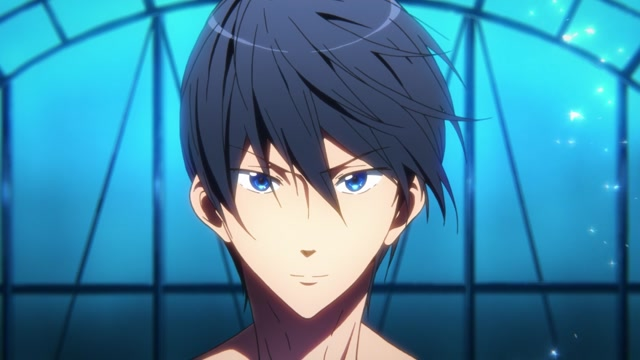 Episode 1 - Stafel 1 : Free! -Iwatobi Swim Club- (OmU) - Free! -Dive to the Future- (OmU)