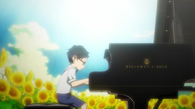 Your Lie in April (OmU./Dt.) Folge 10