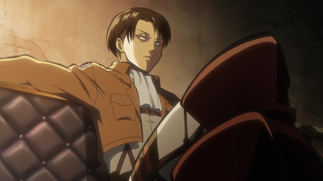 Атака титанов / Attack on Titan Серия 14