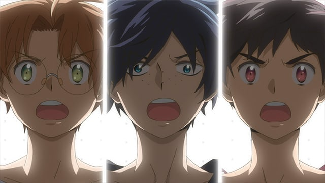 Sarazanmai Episode 11