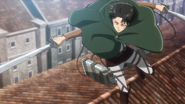 Атака титанов / Attack on Titan Серия 9