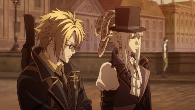 Code: Realize Episode 08