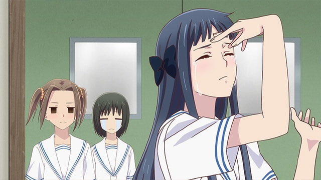 Fruits Basket Episode 21