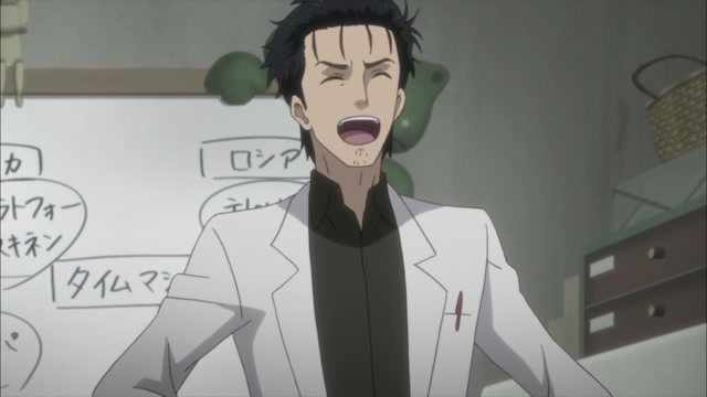 Steins;Gate 0 Episode 22