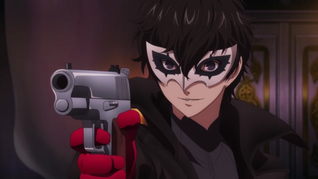 PERSONA5 the Animation (OmU) Folge 4