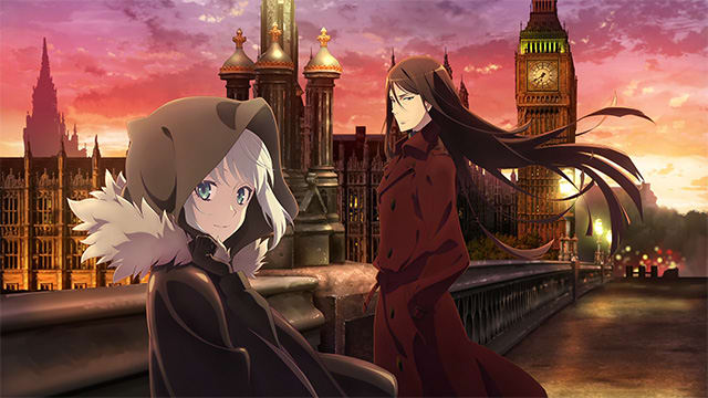 Lord El-Melloi II's Case Files {Rail Zeppelin} Grace note (OmU.) Folge 1