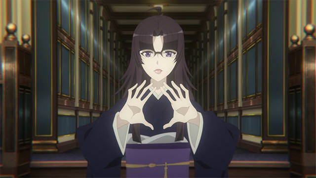 Lord El-Melloi II's Case Files {Rail Zeppelin} Grace note (OmU.) Folge 11