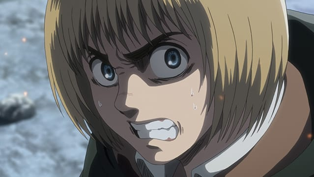 Shingeki no Kyojin : Attack on Titan s3 ep 17 vostfr - passionjapan