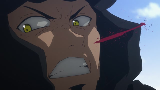 Record of Grancrest War (OmU) Folge 10