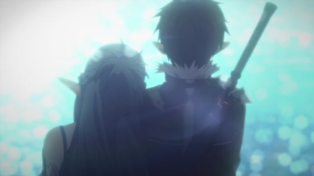 Sword Art Online Episode 19