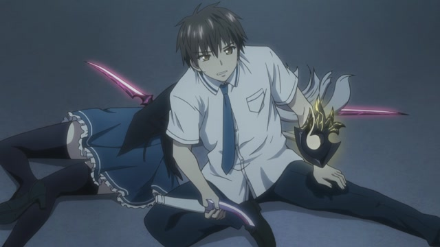 Absolute Duo Episode 9