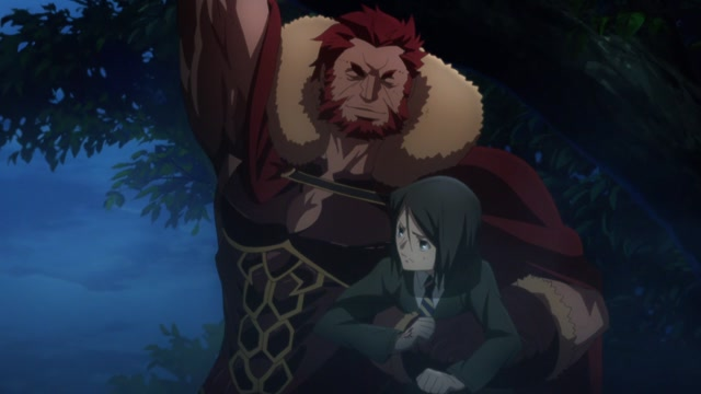 Fate/Zero (OmU.) Episode 21