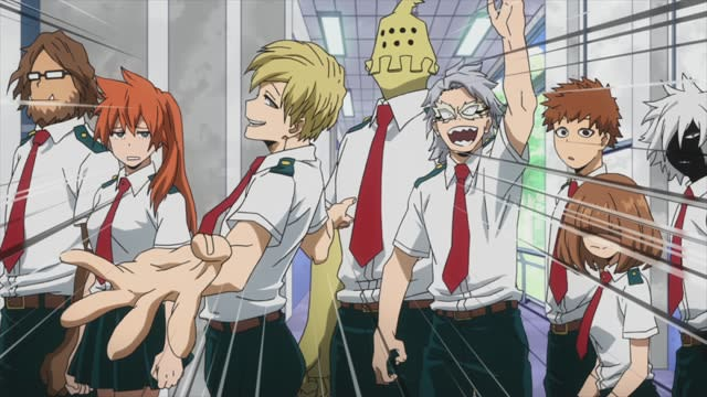 My Hero Academia Episode 24