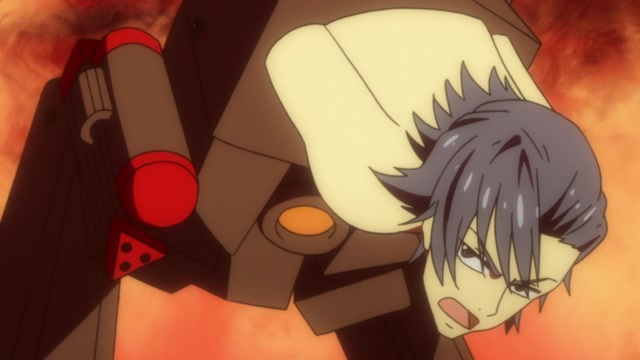 KILL la KILL (OmU) Episode 15