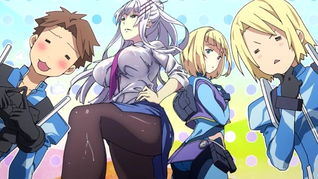 Heavy Object Episode 5