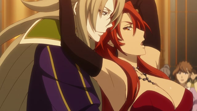 Record of Grancrest War (OmU) Folge 6