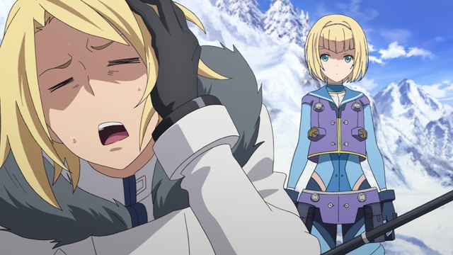 Heavy Object Episode 1