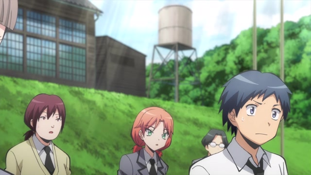 Assassination Classroom  (OmU) Episode 06