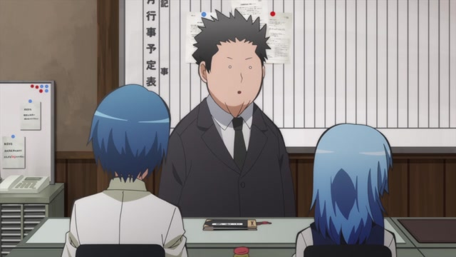Assassination Classroom (OmU./Dt.) Episode 09