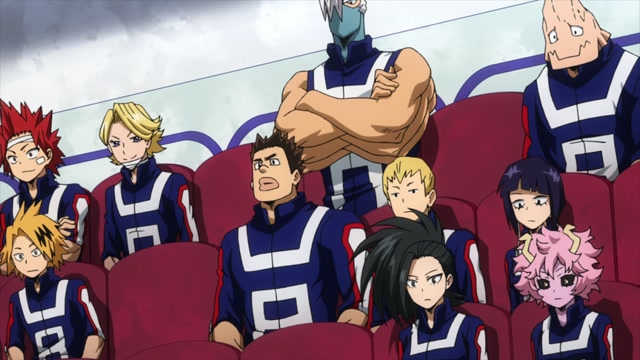 My Hero Academia Episode 12