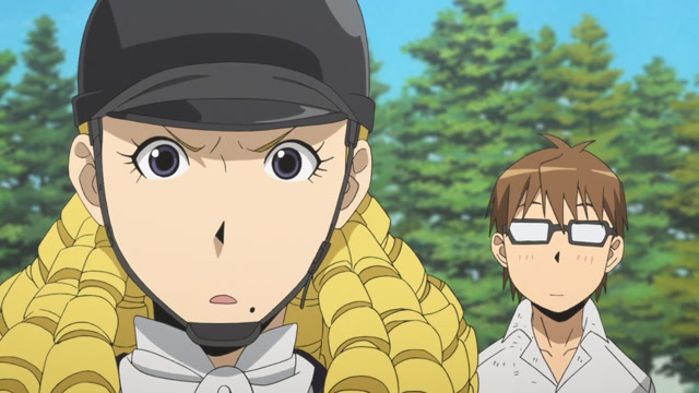 Silver Spoon Episode 15