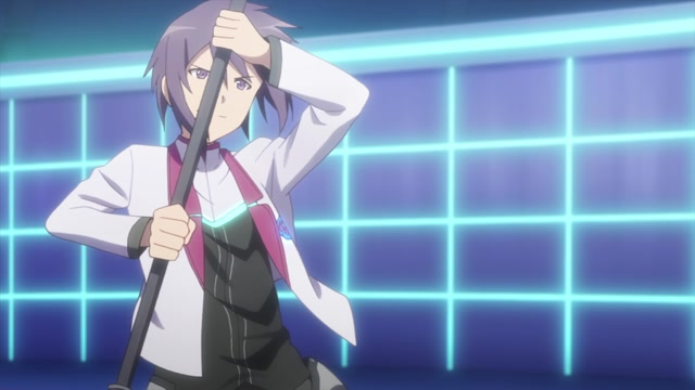 Asterisk War Episode 07