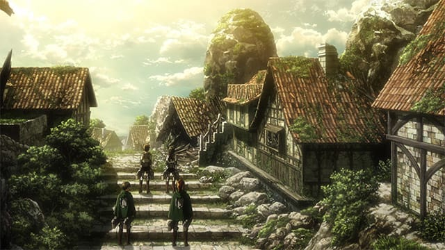 Attack on Titan Episode 19