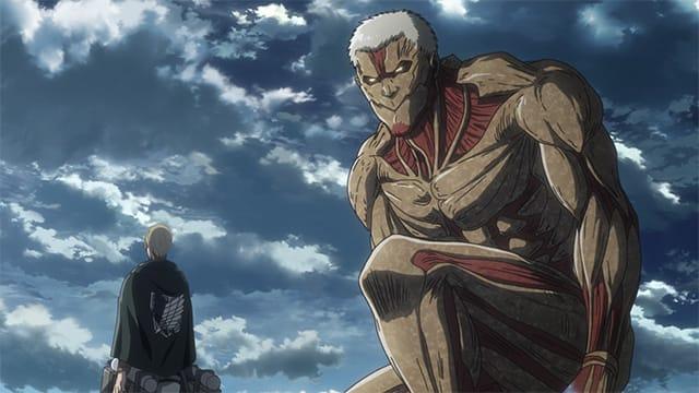Shingeki no Kyojin saison 3 ep 14 vostfr