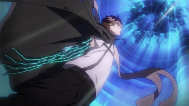 Guilty Crown (OmU./Dt.) Folge 19