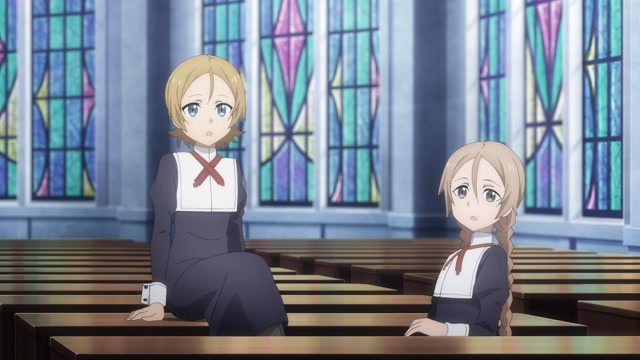 SWORD ART ONLINE -Alicization- Episode 15