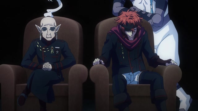 D.Gray-man Hallow Episode 10