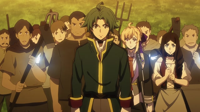 Record of Grancrest War (OmU) Folge 13