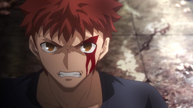 Fatestay night (UBW) (OmU) Episode 21