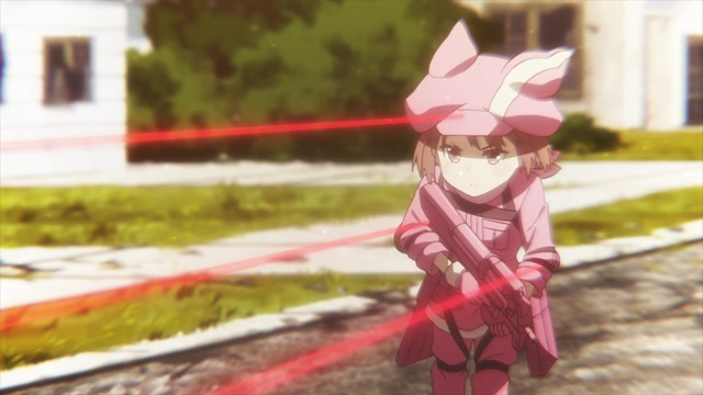 "Episode 1 - Squad Jam - Saison 1 - SWORD ART ONLINE ALTERNATIVE ""GUN GALE ONLINE"""