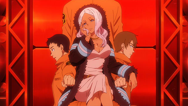 FIRE FORCE Episode 4