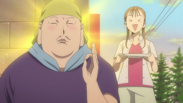 Silver Spoon (OmU) Episode 11