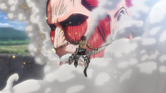 Атака титанов / Attack on Titan Серия 5