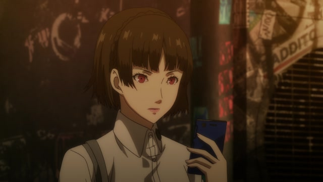 PERSONA5 the Animation (OmU.) Folge 10