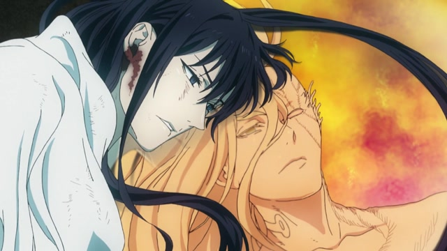 D.Gray-man Hallow Episode 5