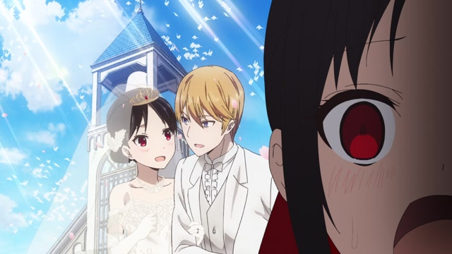 Kaguya-sama: Love Is War  Episode 1