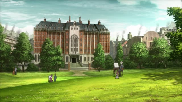Princess Principal Episode 08