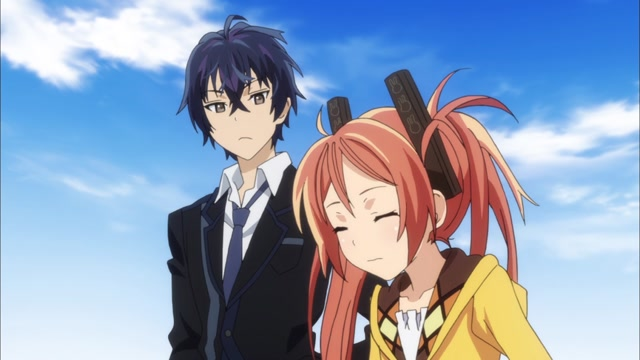 Black Bullet (OmU./Dt.) Episode 09