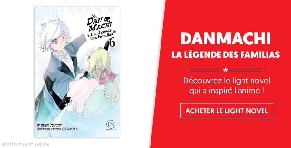 Danmachi LN