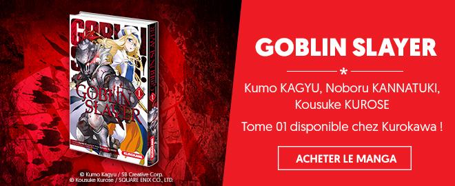 Manga Goblin Slayer T.01 - Kurokawa